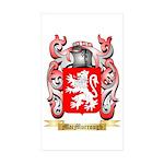 MacMurrough Sticker (Rectangle 10 pk)