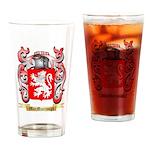 MacMurrough Drinking Glass