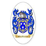 MacMurray Sticker (Oval 50 pk)