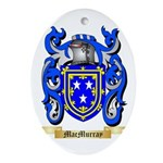 MacMurray Ornament (Oval)