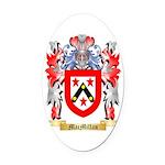 MacMillan (Ireland) Oval Car Magnet