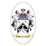 MacMenim Sticker (Oval 50 pk)