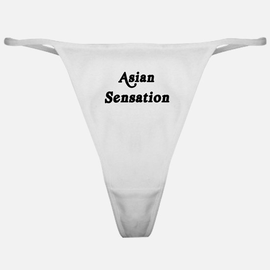 Asian Sensation Classic Thong