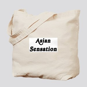 Asian Sensation Tote Bag