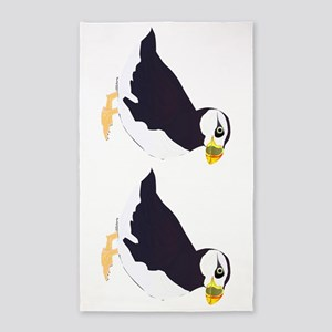 Puffin Area Rug