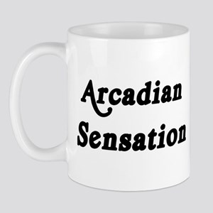 Arcadian Sensation Mug