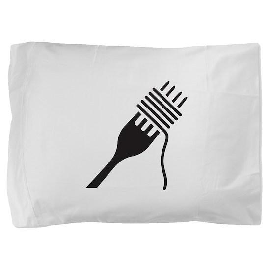 Pasta Pillow Sham