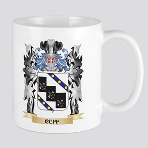 Cuff Coat of Arms - Family Crest Mugs