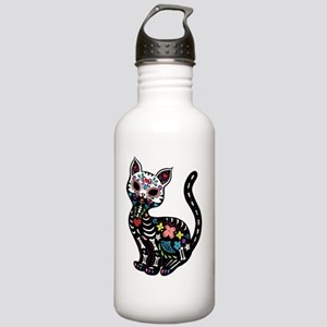 Dia de los Gatos Stainless Water Bottle 1.0L