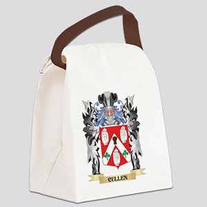 Cullen Coat of Arms - Family Cres Canvas Lunch Bag