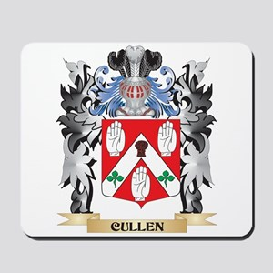 Cullen Coat of Arms - Family Crest Mousepad