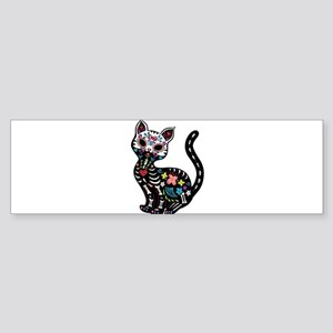 Dia de los Gatos Bumper Sticker