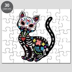 Dia de los Gatos Puzzle