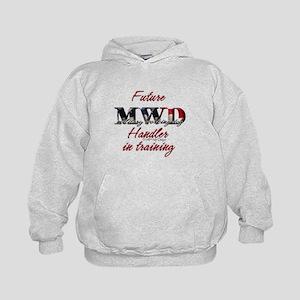Future MWD handler Kids Hoodie