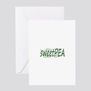 Mjs greeting cards cafepress greeting cards 349 sweet pea poverty elimination association gre m4hsunfo