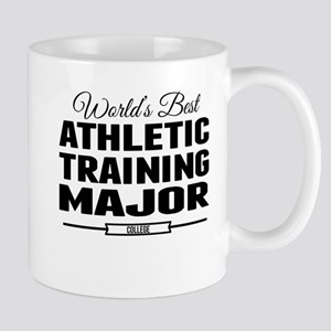 Worlds Best Athletic Training Major Mugs