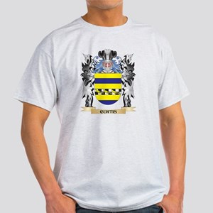 Curtis Coat of Arms - Family Crest T-Shirt