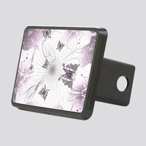 Abstract, Butterfly Hitch Cover