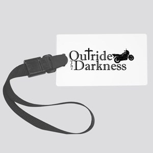 Otd Logo  Large Luggage Tag