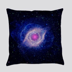 Helix Nebula (UV) Everyday Pillow