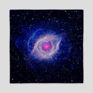 Helix Nebula (UV) Queen Duvet