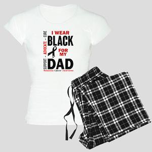 I Wear Black For My Dad (Melanoma Cancer Awareness