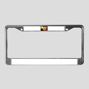 Hemingway Daqari License Plate Frame