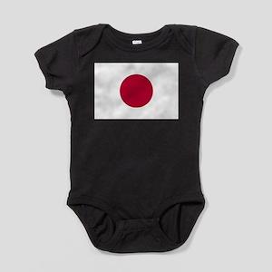 Japan Flag Baby Bodysuit