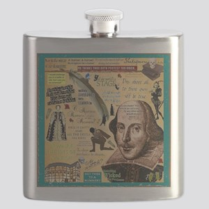 Shakespeare Flask