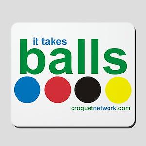 Croquet Mousepad