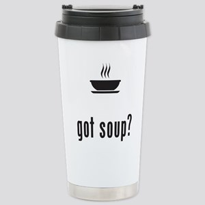 Soup Stainless Steel Travel Mug