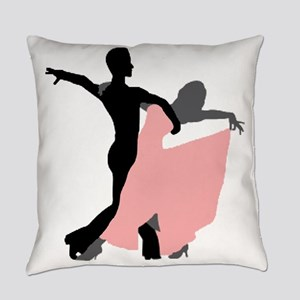 Dancing Everyday Pillow