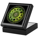 Celtic Square Keepsake Boxes