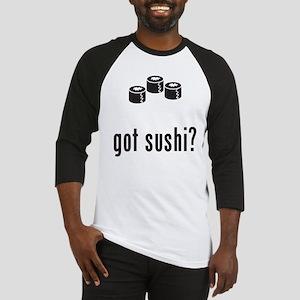 Sushi Baseball Jersey