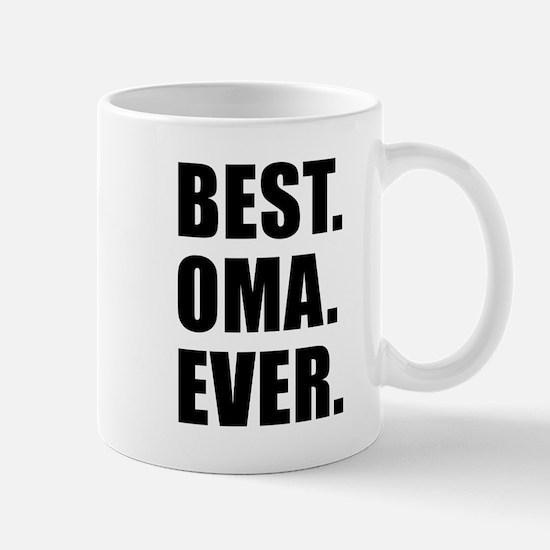 Best Ever Oma Drinkware Mugs