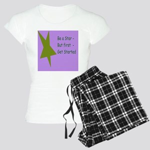 Get Started Women's Light Pajamas