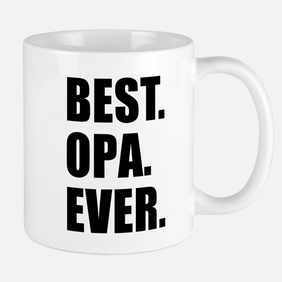 Best Ever Opa Drinkware Mugs