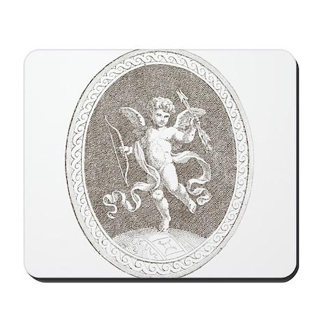 Classic Cupid Mousepad