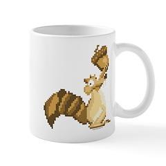 Scrat 8-Bit Mug