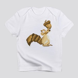 Ice Age 8-Bit Scrat 2 Infant T-Shirt