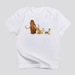 Ice Age 8-Bit Group Infant T-Shirt