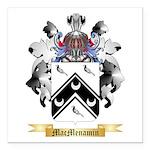 MacMenamin Square Car Magnet 3