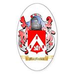 MacMeekin Sticker (Oval 10 pk)