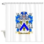 MacMaster Shower Curtain
