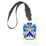 MacMaster Large Luggage Tag
