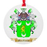 MacManus Round Ornament