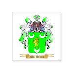 MacManus Square Sticker 3