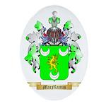 MacManus Ornament (Oval)