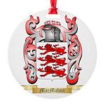 MacMahon Round Ornament