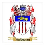 MacLysaught Square Car Magnet 3